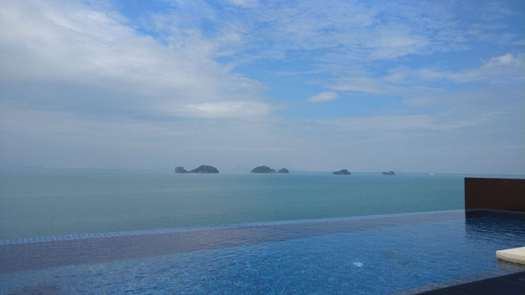 Conrad Koh Samui Villa Terrace 5