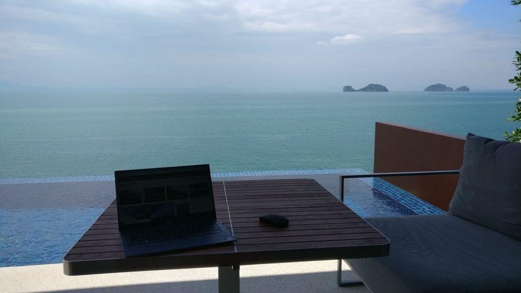 Conrad Koh Samui Villa Terrace 6