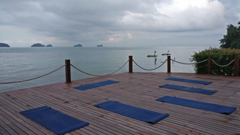 Conrad Koh Samui Yoga
