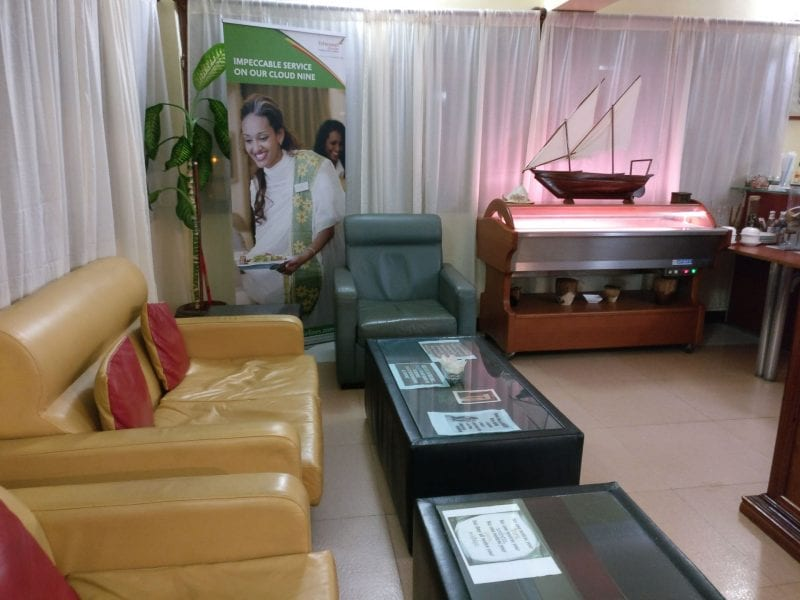 Dhow Lounge Zanzibar Seating 2