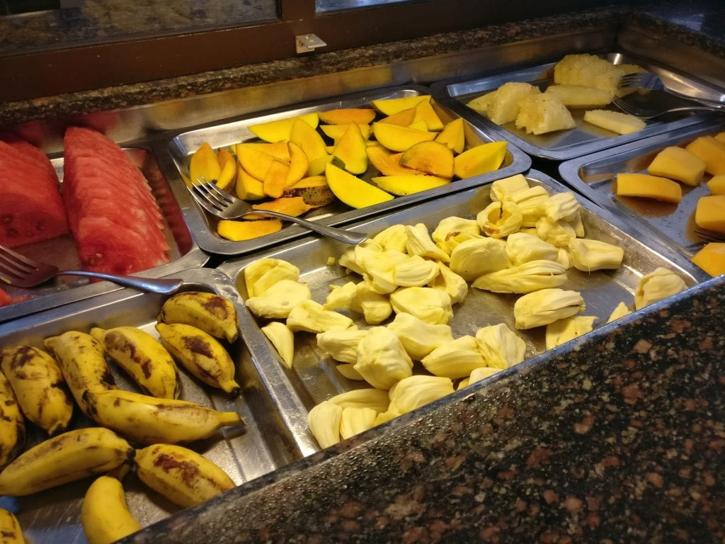 DoubleTree Resort Zanzibar Nungwi Breakfast 8