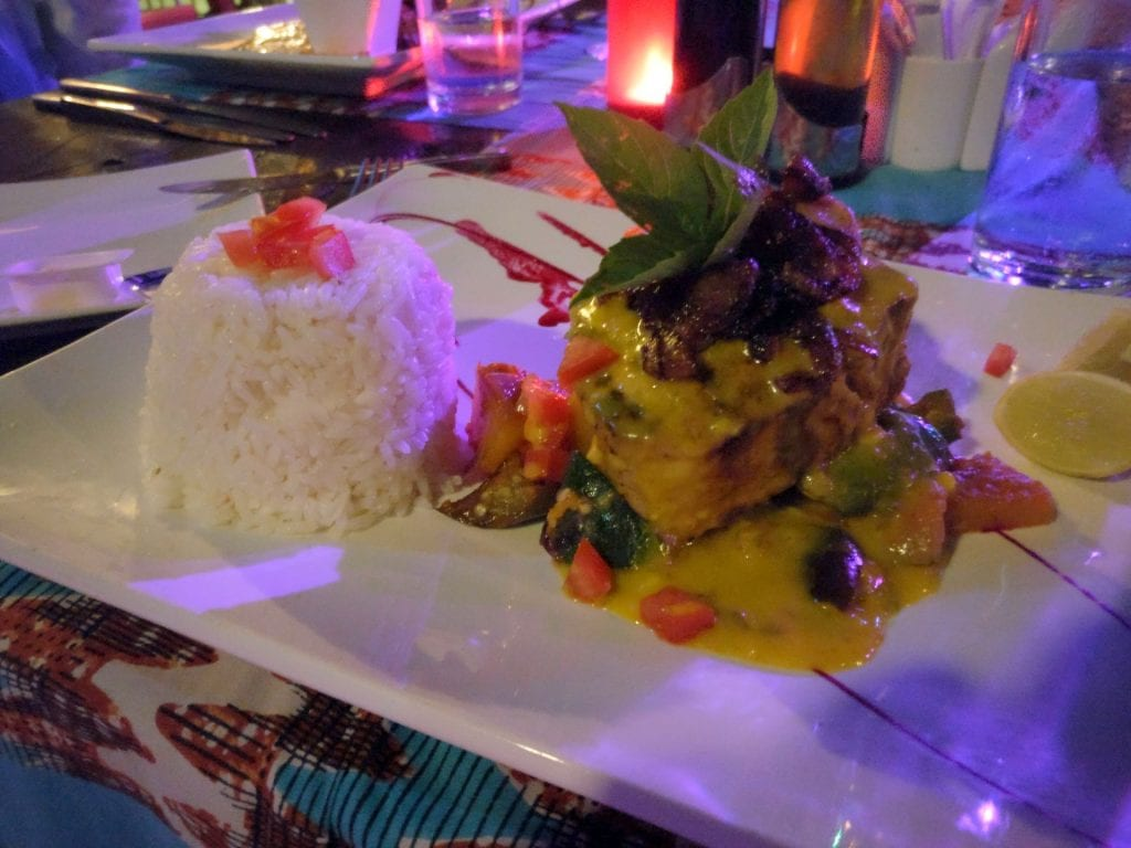 DoubleTree Resort Zanzibar Nungwi Dinner 6