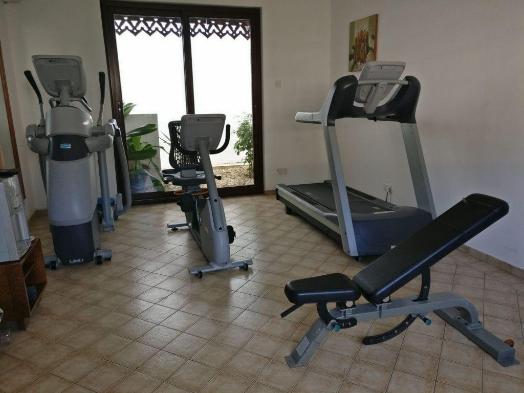 DoubleTree Resort Zanzibar Nungwi Gym 3