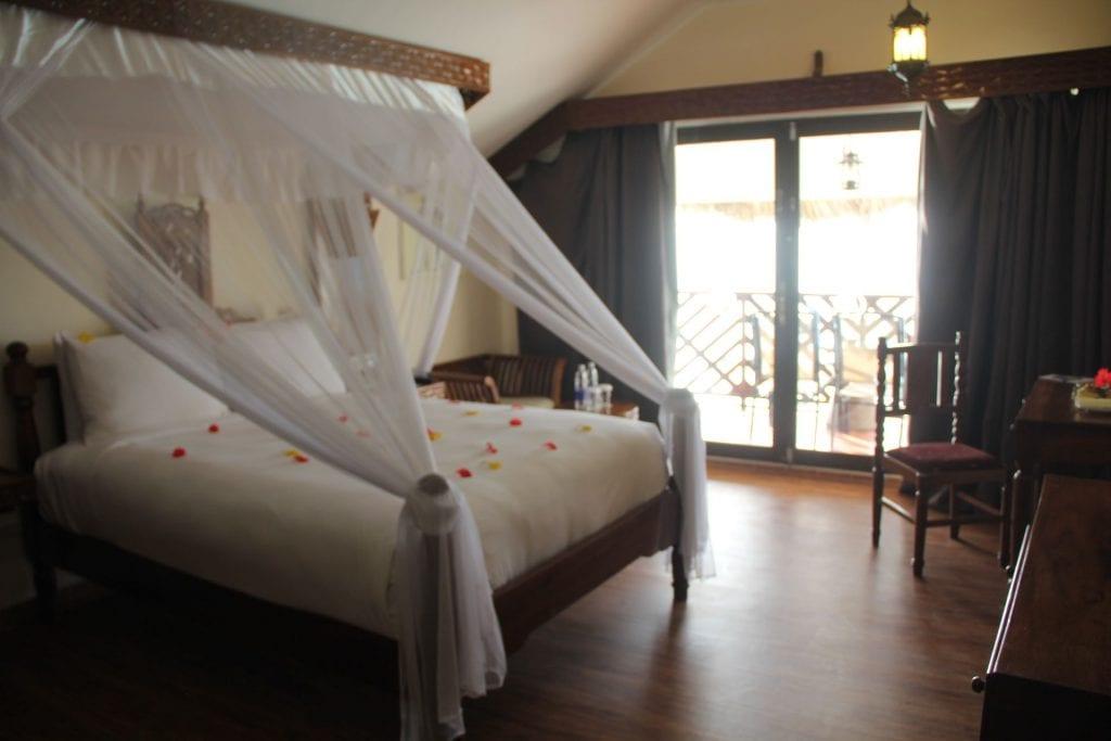DoubleTree Resort Zanzibar Nungwi Ocean View Room 2