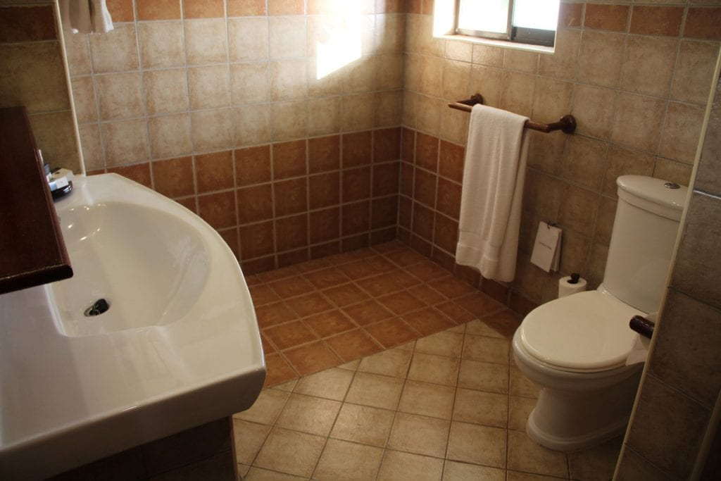 DoubleTree Resort Zanzibar Nungwi Ocean View Room Bathroom 4