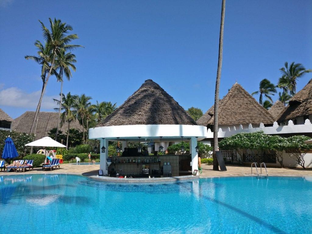 DoubleTree Resort Zanzibar Nungwi Pool 3