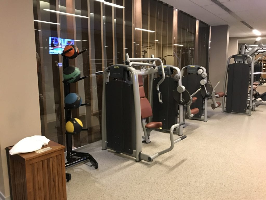 DoubleTree by Hilton Moscow Fitness 1