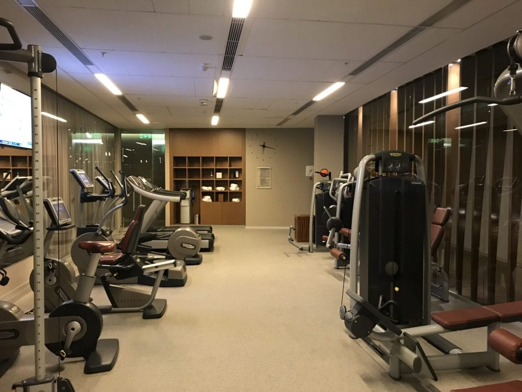 DoubleTree by Hilton Moscow Fitness 2