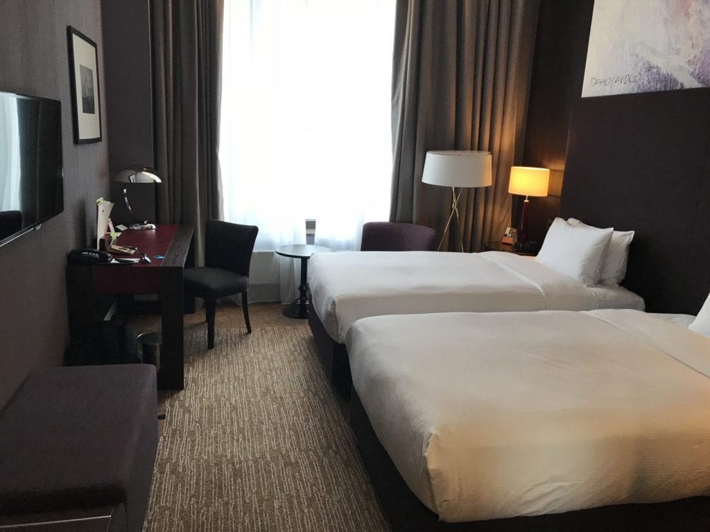 DoubleTree by Hilton Moscow Zimmer