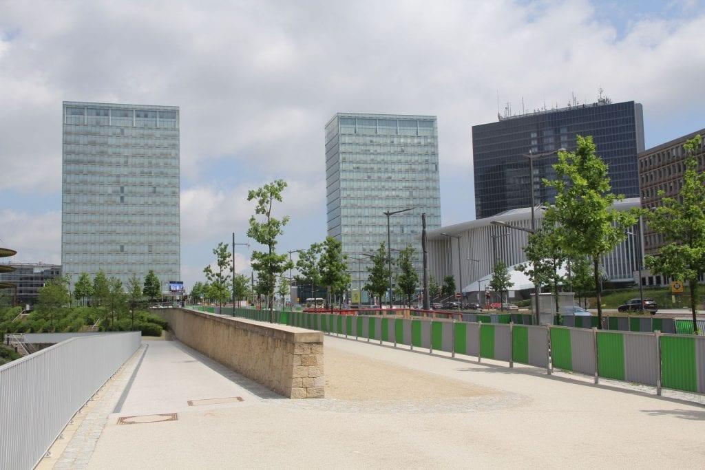 Europaviertel Luxemburg