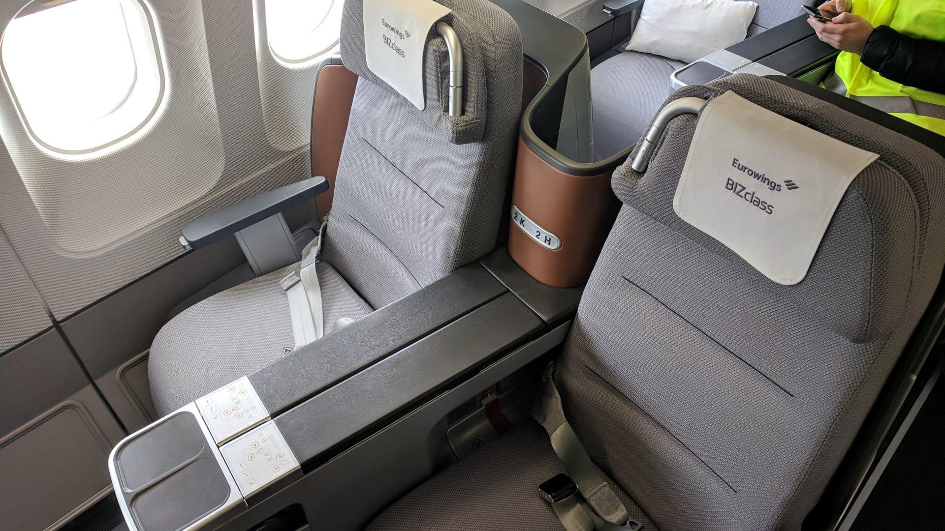 Eurowings A340 BIZclass (2)