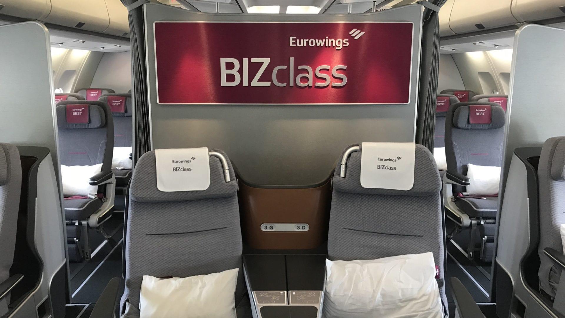 Eurowings A340 BIZclass (3)