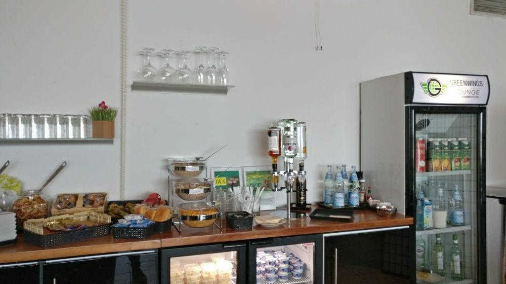 Greenwings Lounge Berlin Schönefeld