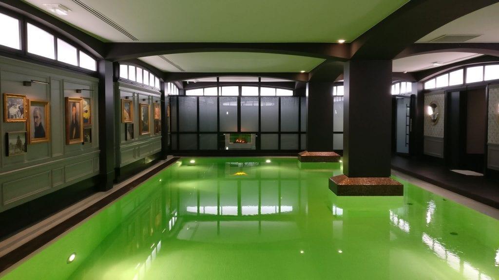 Hôtel Barrière Le Fouquet's Paris Spa
