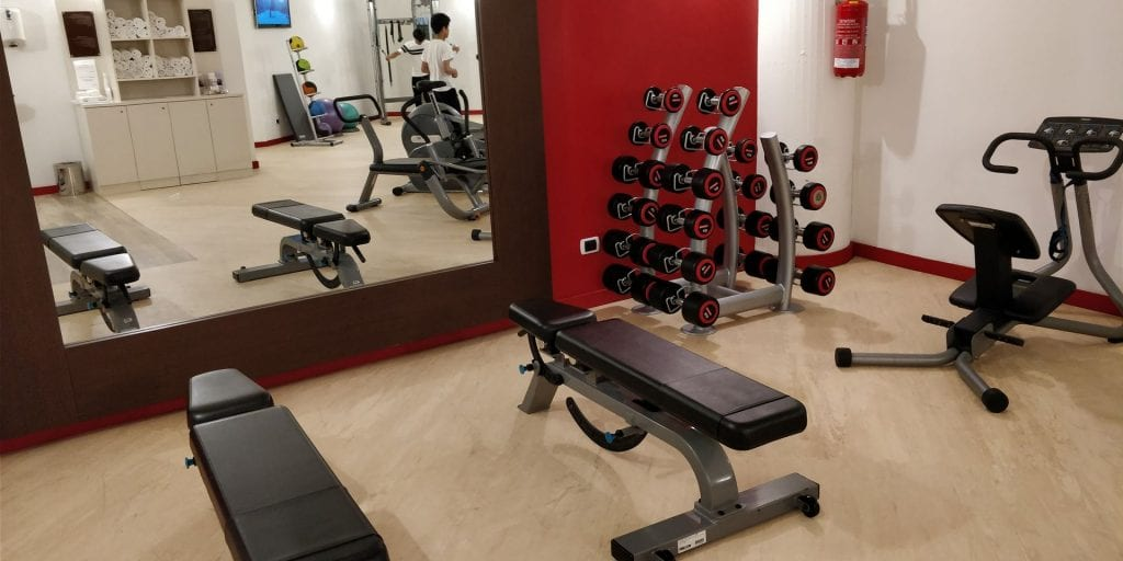 Hilton Garden Inn Milan Malpensa Fitness 1
