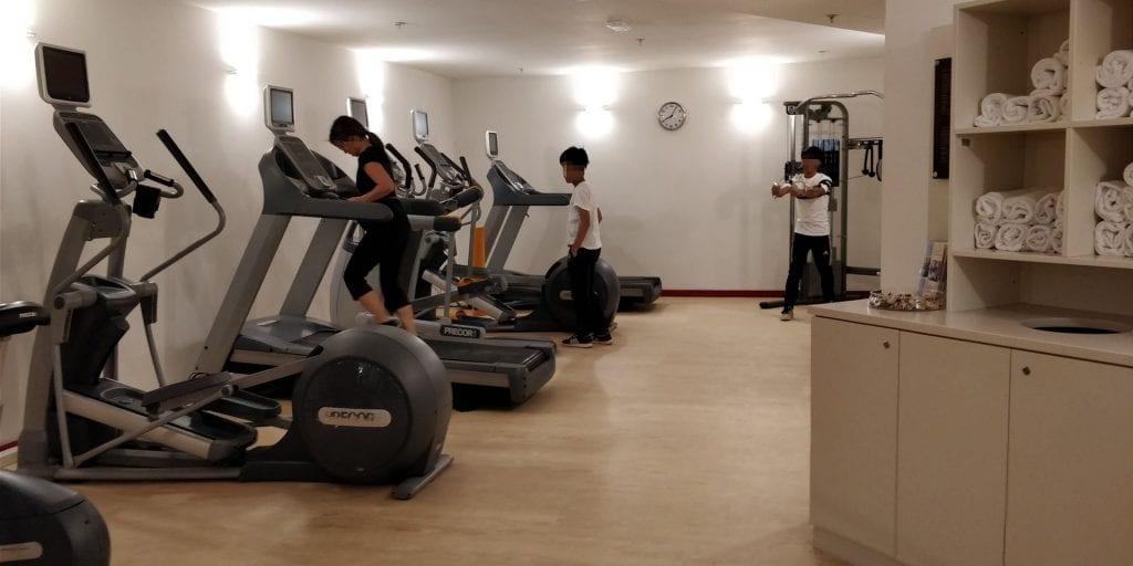 Hilton Garden Inn Milan Malpensa Fitness 2