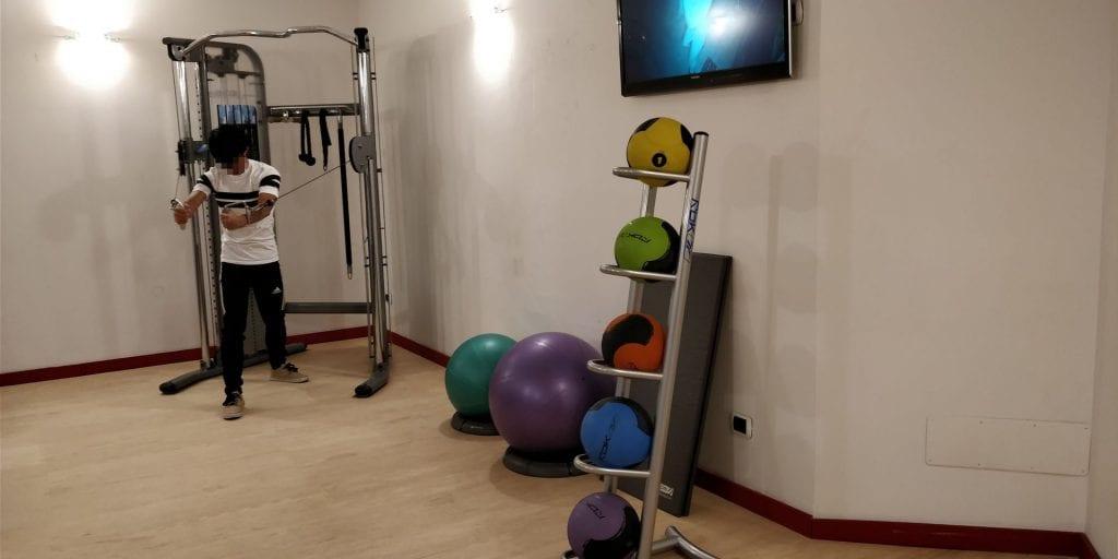 Hilton Garden Inn Milan Malpensa Fitness 3