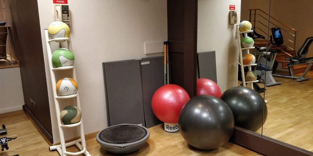 Hilton Milan Fitness 2