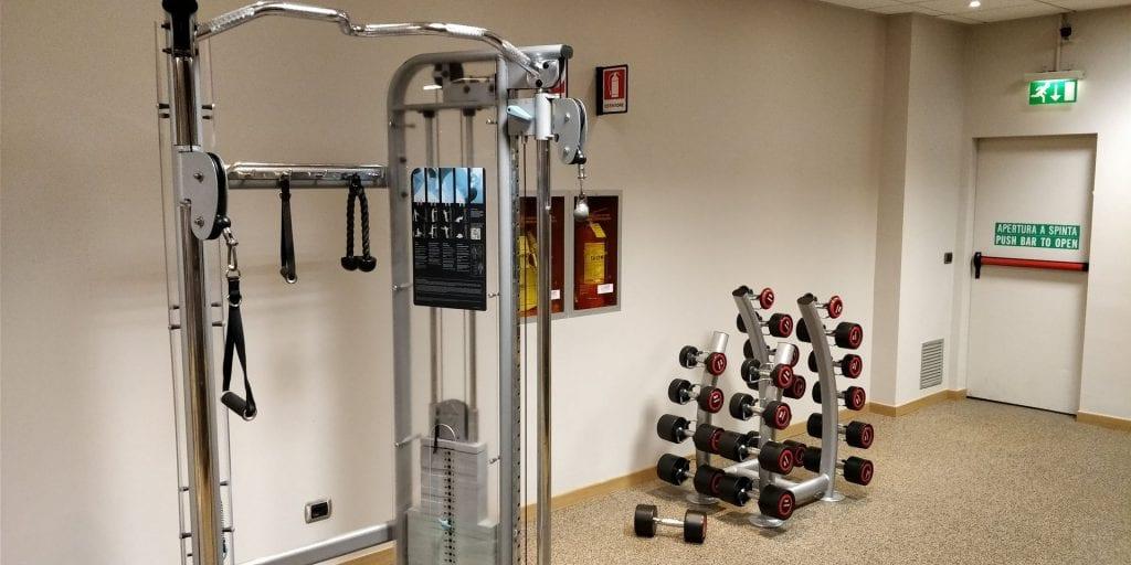 Hilton Milan Fitness 3