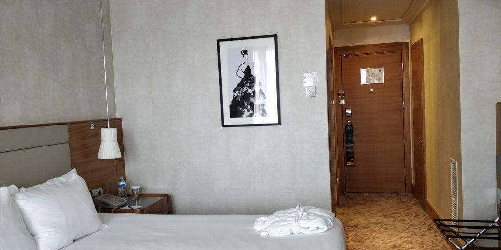 Hilton Milan Zimmer
