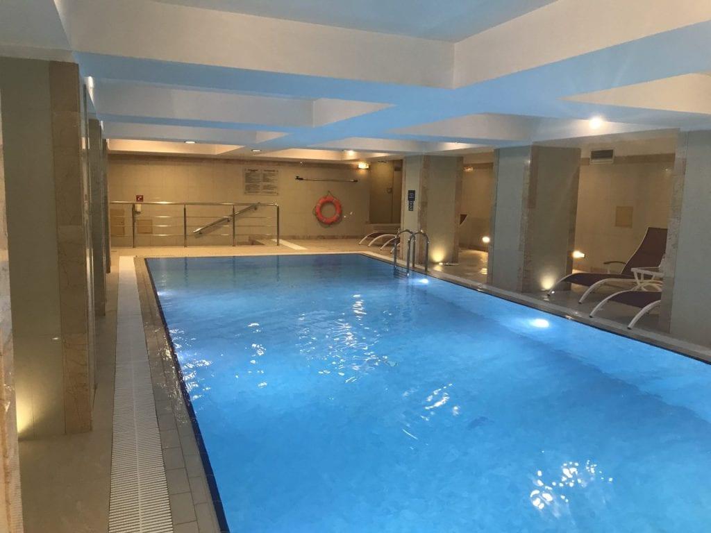 Hilton Moscow Pool