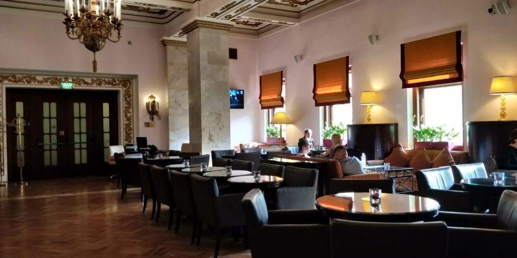 Hilton Moskau Leningradskaya Executive Lounge