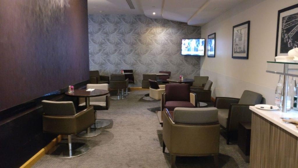 Hilton Paris Charles de Gaulle Executive Lounge 3
