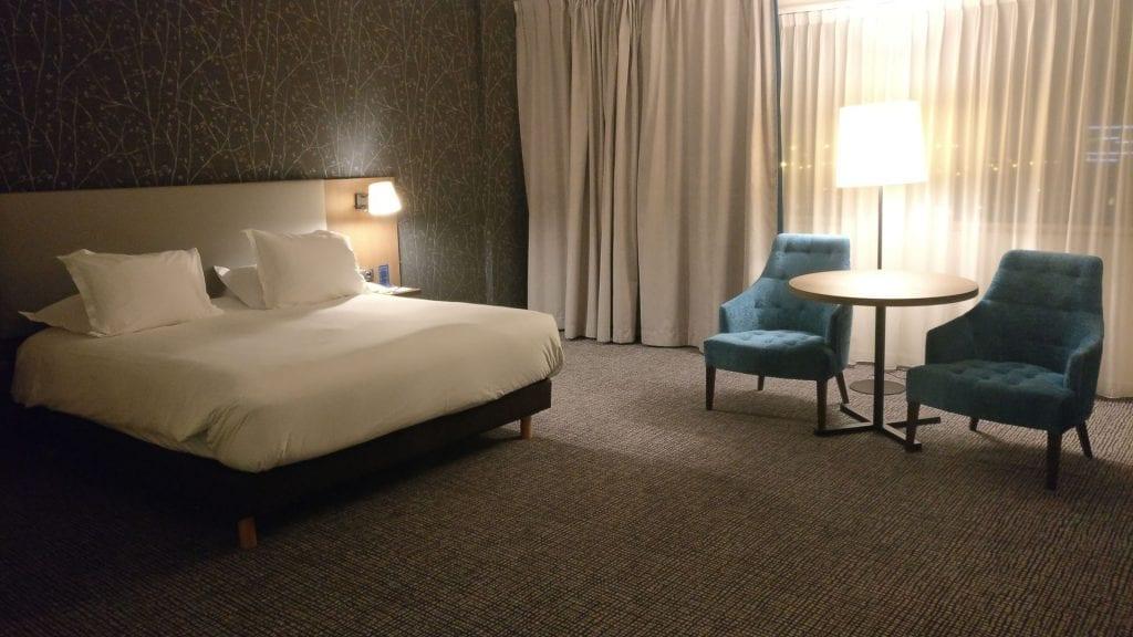 Hilton Paris Charles de Gaulle Executive Plus Room