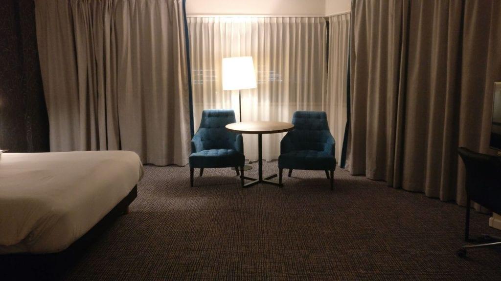 Hilton Paris Charles de Gaulle Executive Plus Room 2