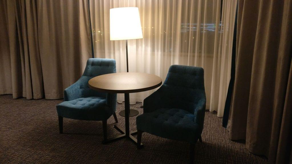 Hilton Paris Charles de Gaulle Executive Plus Room 3