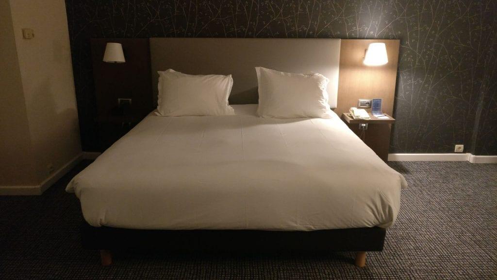 Hilton Paris Charles de Gaulle Executive Plus Room 4