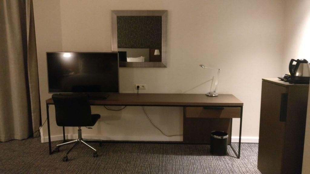 Hilton Paris Charles de Gaulle Executive Plus Room 5