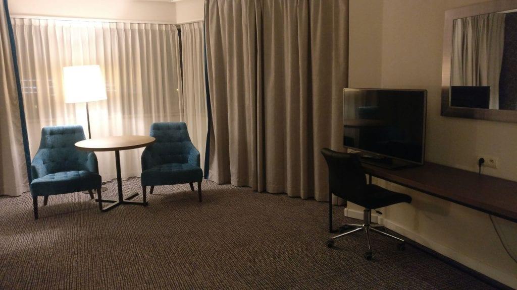 Hilton Paris Charles de Gaulle Executive Plus Room 6
