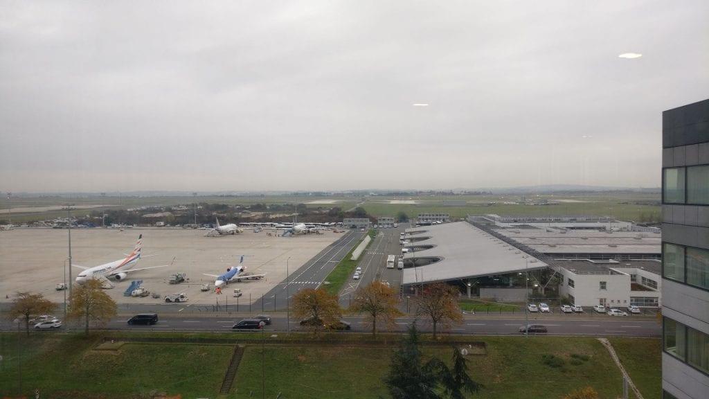 Hilton Paris Charles de Gaulle Executive Plus Room View 2