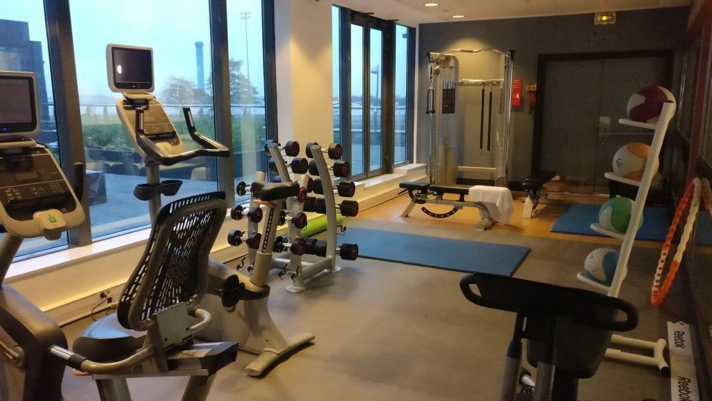 Hilton Paris Charles de Gaulle Gym 2