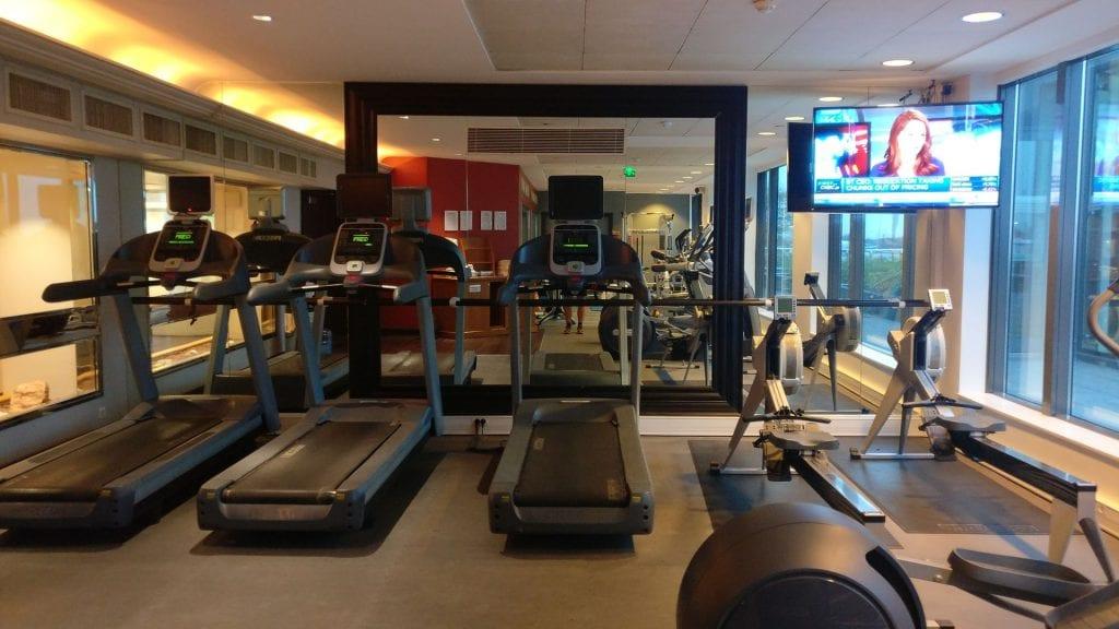 Hilton Paris Charles de Gaulle Gym 3