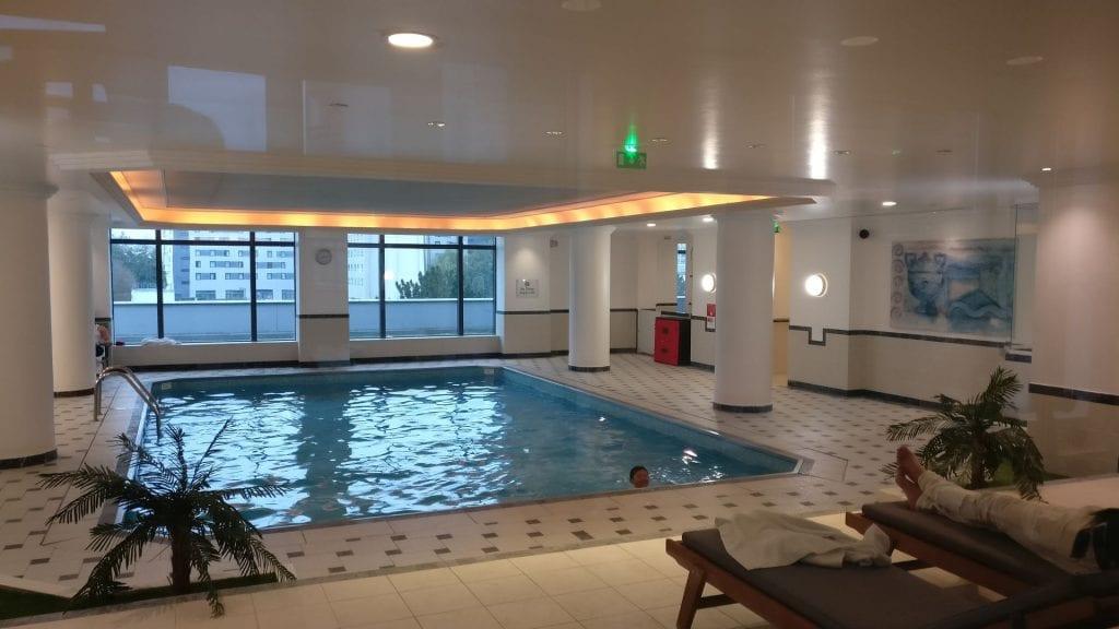 Hilton Paris Charles de Gaulle Pool 2