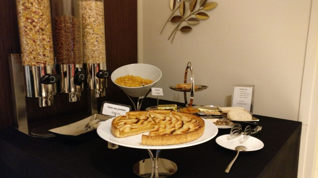 Holiday Inn Paris Elysees Breakfast 2