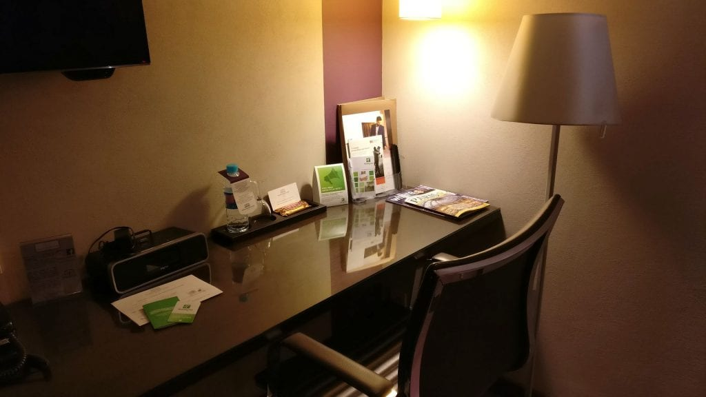 Holiday Inn Paris Elysees Executive Room 5