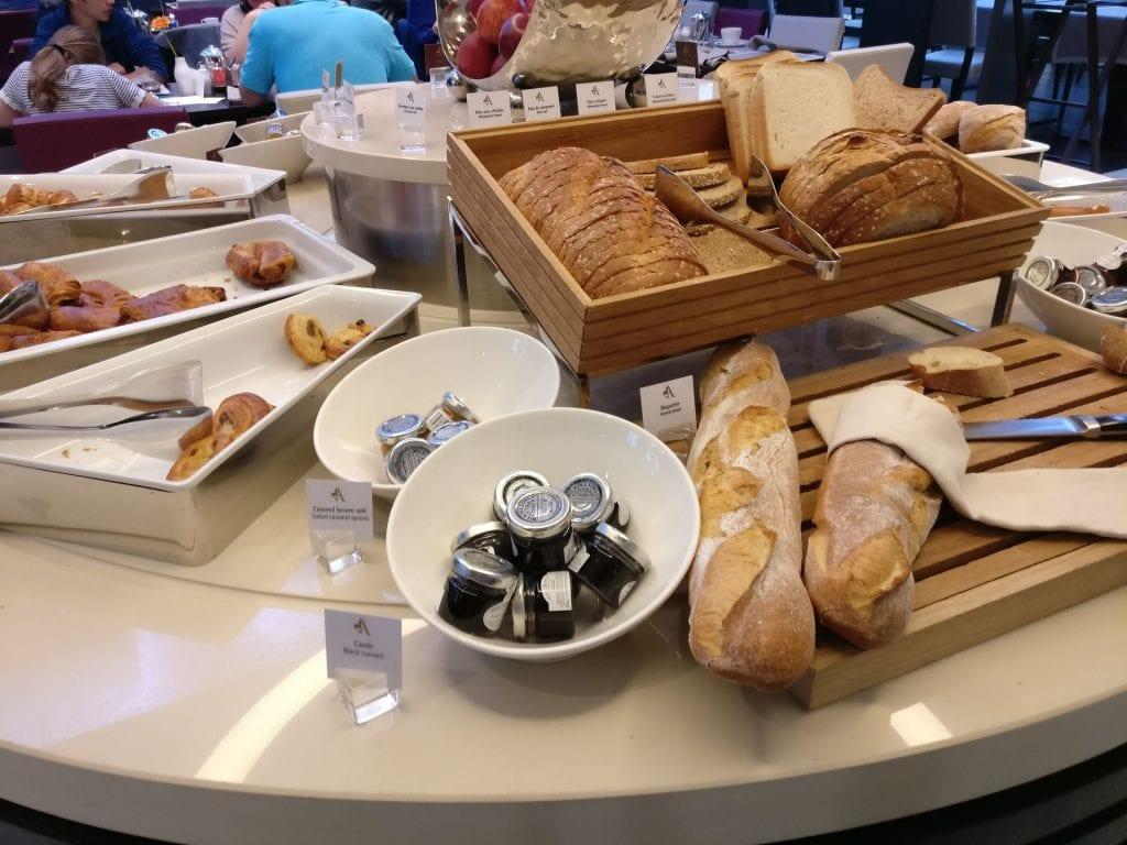 Hotel Le Royal Luxemburg Frühstück