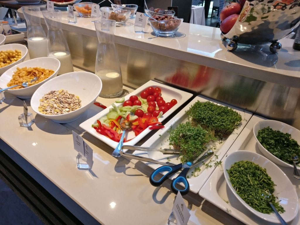 Hotel Le Royal Luxemburg Frühstück 4