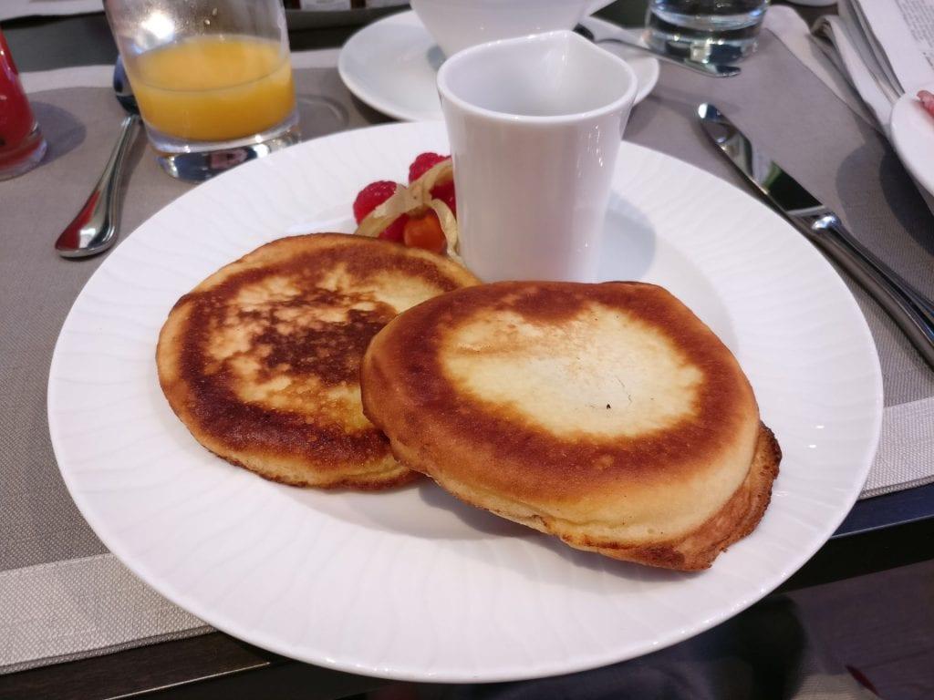 Hotel Le Royal Luxemburg Frühstück 8
