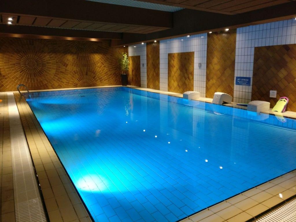 Hotel Le Royal Luxemburg Pool