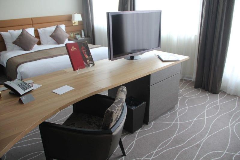 Hotel Le Royal Luxemburg Privilege Room