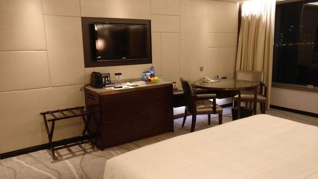 InterContinental Grand Stanford Hongkong Grand Premier Full Harbor View Room 7