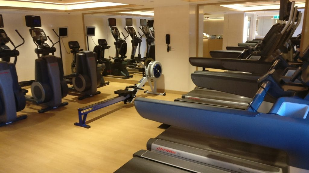 InterContinental Grand Stanford Hongkong Gym