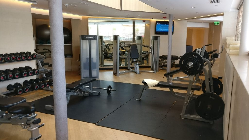 InterContinental Grand Stanford Hongkong Gym 3