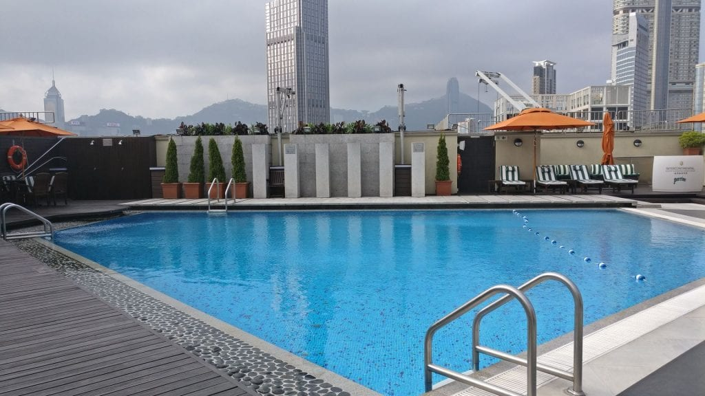 InterContinental Grand Stanford Hongkong Pool 3