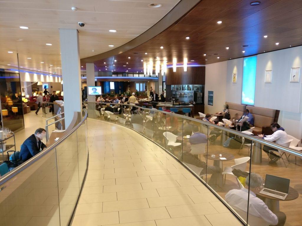 KLM Crown Lounge Amsterdam Non Schengen