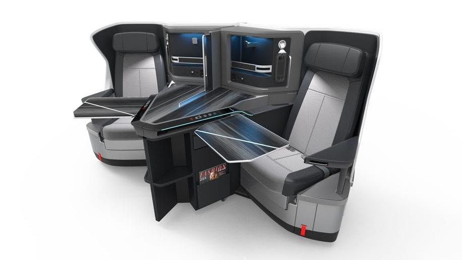 KLM Venture seat 1 e1523545388104